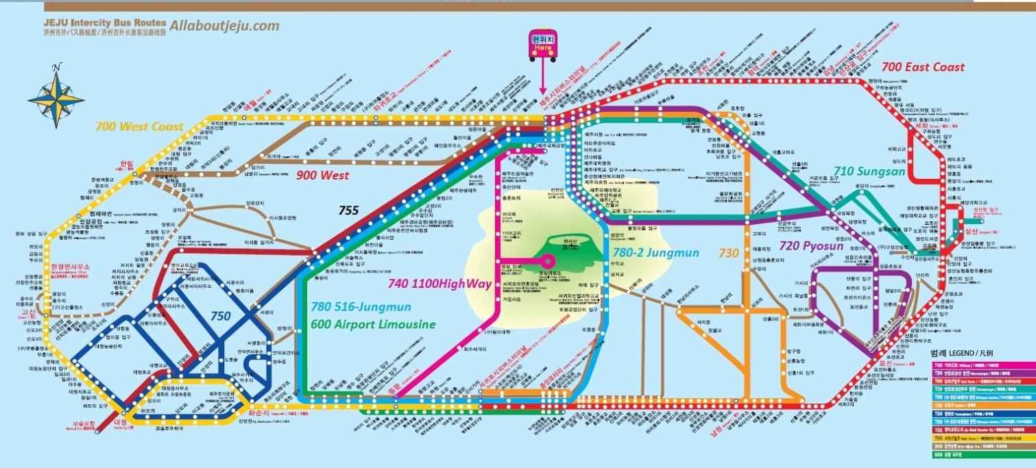 Image Courtesy of Jeju Gov't Dept.of Transportation